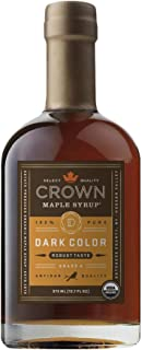 product image for Crown Maple Dark Color Robust Taste Organic Maple Syrup 12.7 Fl Oz