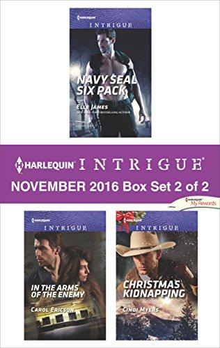 book cover of Harlequin Intrigue November 2016 - Box Set 2 of 2