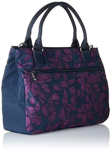 Kipling Caralisa - Bolso de mano Mujer Varios colores (Orchid Bloom Bl)
