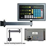 SINOCMP 3-Axis Micro Lineaer Scale Digital Readout System for Mill Lathe Machine