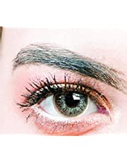 See Color Cosmetic Yearly Disposable Contact Lenses,Light Grey