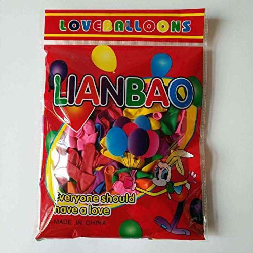 Biodegradable Water Balloons 500 pack (Biodegradable Water Balloons)