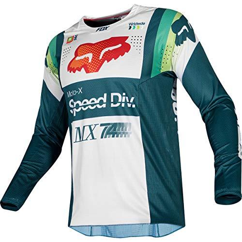 - Fox Racing 2019 360 Murc Jersey-Green-S