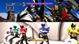 Power Rangers Samurai Xbox 360
