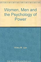 Women, Men and the Psychology of Power by…