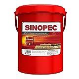 Sinopec 15W40 CJ-4 Syn Diesel Engine Oil, 5 Gallon