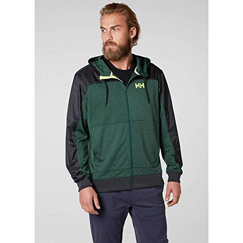 Giacca Raido Jungle Jacket Helly Con Raido Cappuccio Hansen Hooded Uomo Green HTqTwnA5xp
