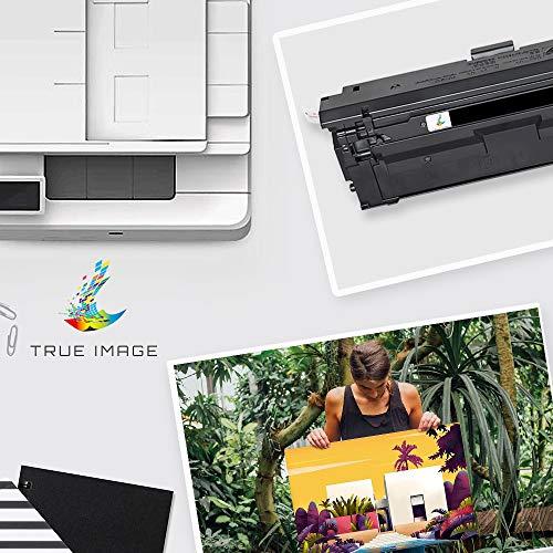 True 4Pack Compatible CF400A CF400X HP M277dw M277n M277c6 M277 Toner HP Color MFP M252dw M252 CF402X