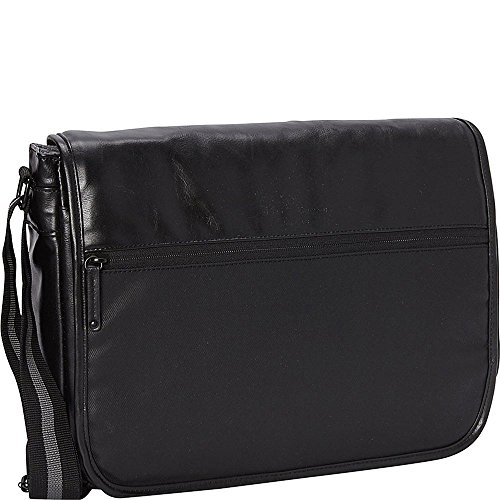 Ben Sherman Keats Grove Leather Single Compartment Flapover Messenger Bag - Ben Sherman Buy