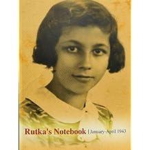 Rutka's Notebook - January-April 1943 by Rutka Laskier (2007-06-30)