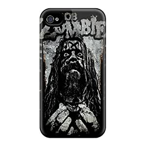 Creative Customized Rob Zombie Hard PC Cases With 3d Skin Covers For Iphone 6 [UKV27439sbhx] LavernaCooney