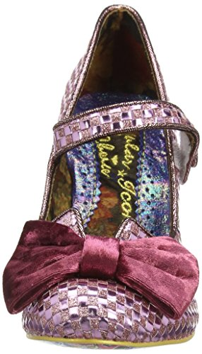 Irregular Choice Fancy This - Tacones Mujer Rosa - rosa (rosa)