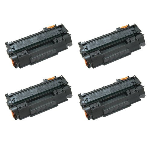 Amsahr Compatible Toner Cartridge Replacement for HP CE50...