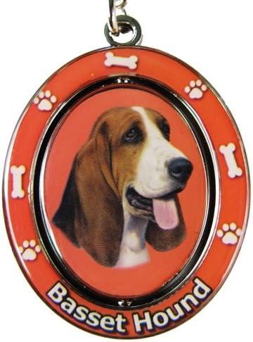 Dog Keychains Basset Hound Llavero Spinning: Amazon.es: Zapatos y ...