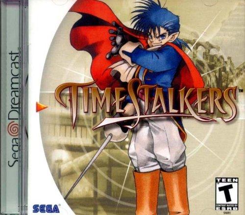 Time Stalkers Sega Dreamcast