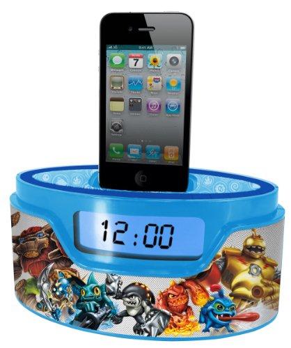 Skylanders iPod Clock Radio Dock (50773C-IPH)