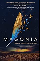 By Maria Dahvana Headley - Magonia (2015-05-13) [Hardcover] Hardcover