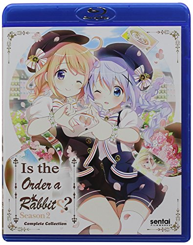 Is the Order a Rabbit: Season 2 [Blu-ray]