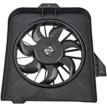 Radiator Cooling Fan Assembly For Chrysler Town /& Country Dodge CH3115123