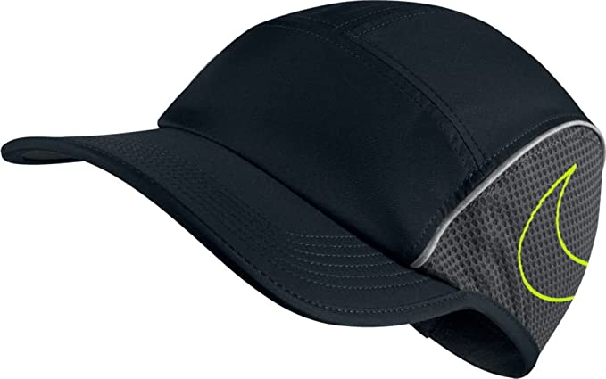 aa6b16e8c9b38 Image Unavailable. Image not available for. Color  Nike AeroBill Running Cap