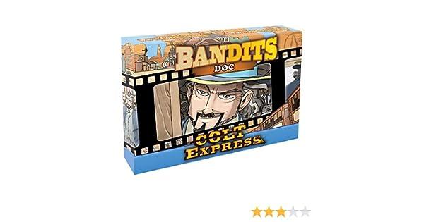 Asmodee Colt Express Bandits Doc - Juego de Mesa: Amazon.es: Juguetes y juegos