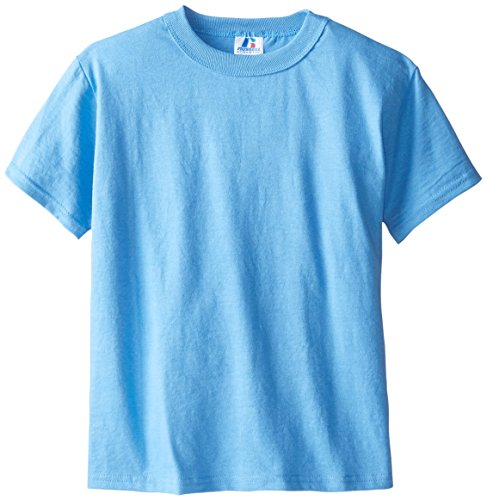 ca39167e Russell Athletic Big Boys' Essential Short Sleeve Tee - Buy Online in Oman.  | Apparel Products in Oman - See Prices, Reviews and Free Delivery in  Muscat, ...