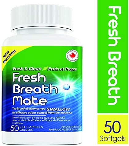 All Natural Freshener Treatment Soothes Softgels product image