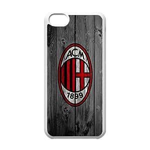 AC Milan FC LOGO Generic phone case For iPhone 5C P99E5088268