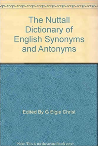 Dictionary of antonyms and synonyms free download