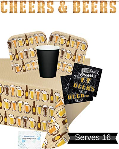 Craft Beer Party Supplies and Decorations - Beer