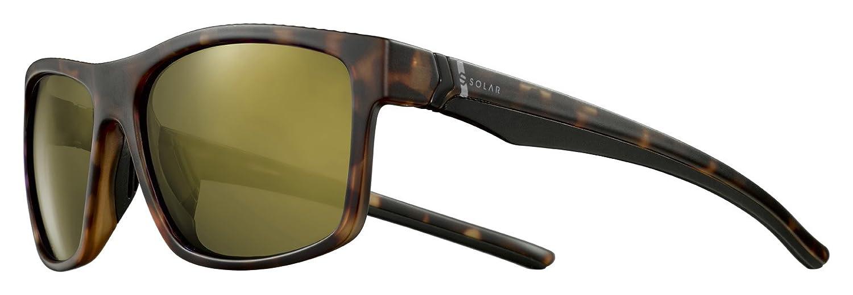 Solar Nelson Sonnenbrille, polarisiert Herren, Herren, Nelson, Ecaille/Brun