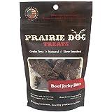 Prairie Dog Pet Products Smokehouse Bites, 4 oz., Western Beef