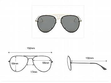 Gafas de Sol Gafas de Sol Personalidad Hombres Y Mujeres ...