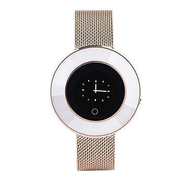 Vbestlife Elegante Pulsera Microwear X6 para Mujer Reloj ...