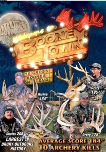 Welcome to Boonetown ~ Whitetail Deer Hunting DVD NEW ()