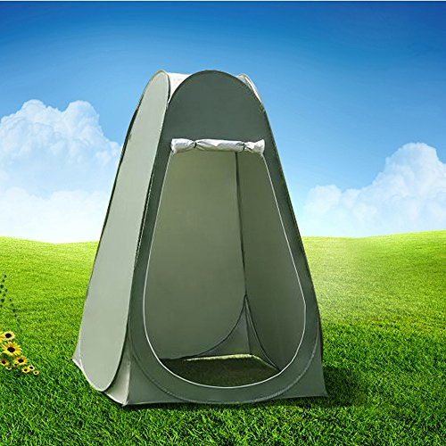 Portable Camping Pods : Faswin pop up pod toilet tent privacy shelter camping