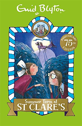 Summer Term at St Clare's ebook