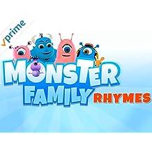 Monster Family Rhymes
