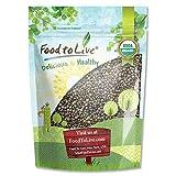 Organic French Green Lentils, 1 Pound - Whole Dry Beans, Non-GMO, Kosher, Raw, Sproutable, Bulk