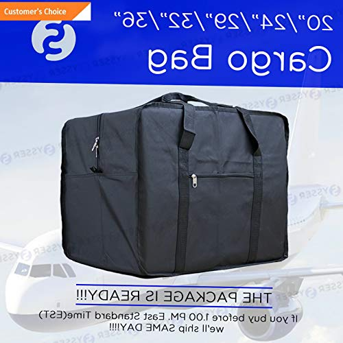 Amazon.com | Sandover Square Travel Duffle Bag Bolsa Maleta de Lona 20 50 70 100 150 Lb gage Tote | Model LGGG - 12756 | 29034 | Travel Duffels