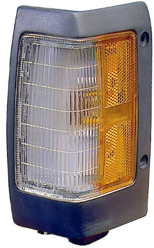 (Depo 315-1506L-AS2 Nissan Pickup Driver Side Replacement Side Marker Lamp Assembly)