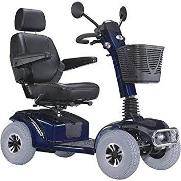 Amazon.com: Mirage K Electric 4 Rueda Potencia Scooter con ...