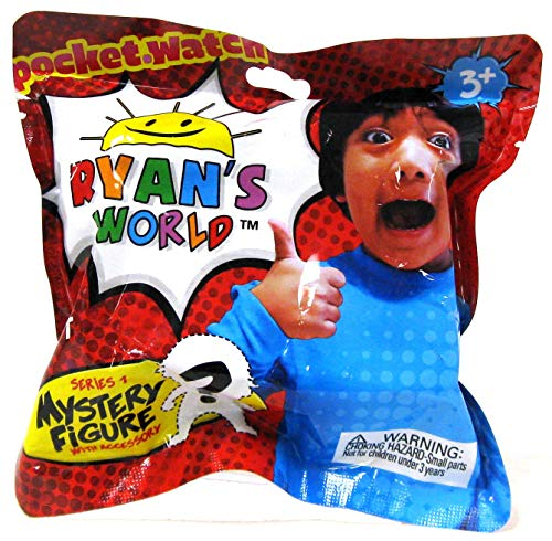 Ryan's World Blind Bag Mystery Figure