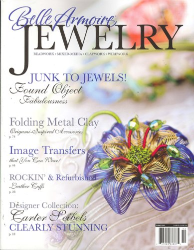 Belle Armoire Jewelry, Summer 2008 Issue