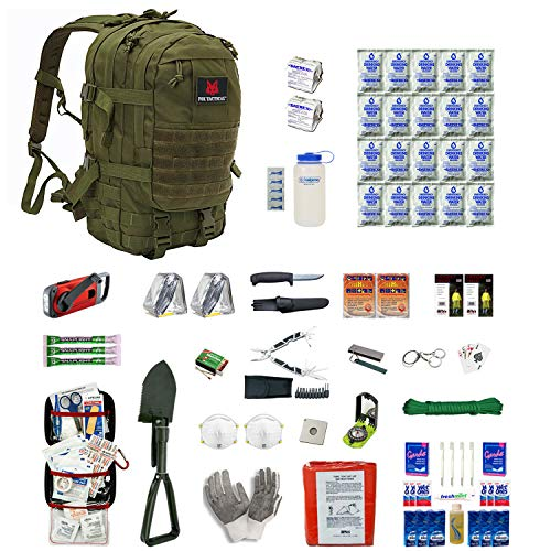 Bug Out Bag For Two People