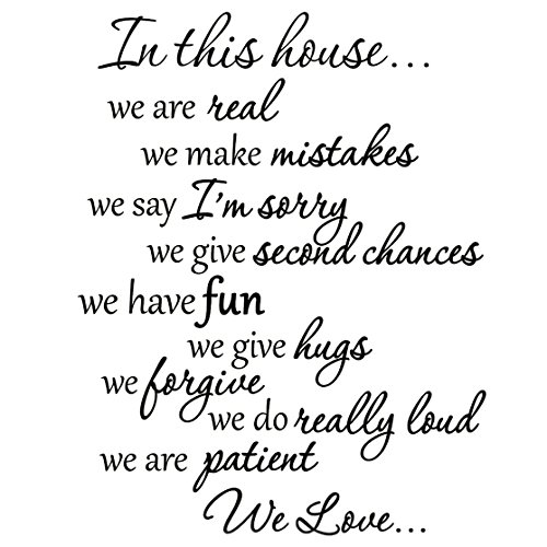 Decals Family Quotes Sayings Stickers product image