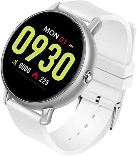 FANZIFAN Reloj Inteligente SmartWatch Heart Rate Monitor Fitness ...