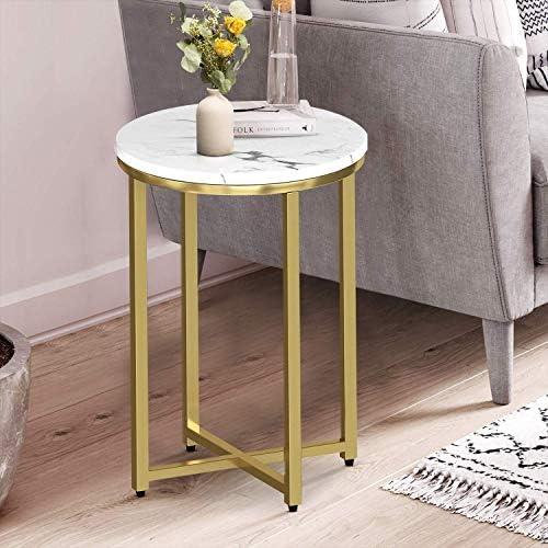Reviewed: Recaceik Modern Side Table