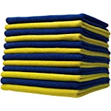Microtidy Microfiber Cleaning Towel Set (12 Pack)