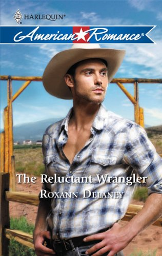 book cover of The Reluctant Wrangler